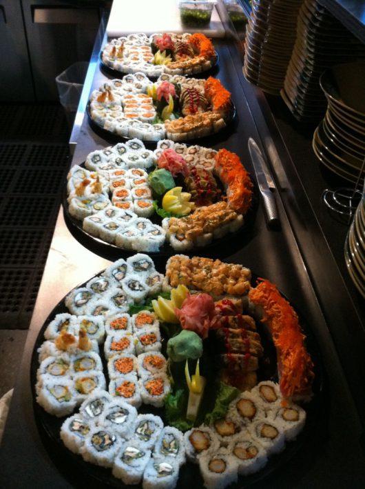 Sushi -10