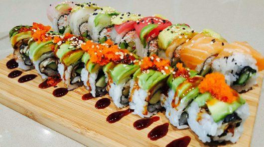 Sushi -5