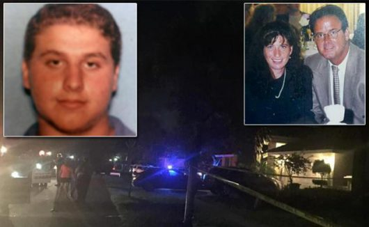 Tequesta, USA - 19-latek zadźgał nożem właścicieli posesji, następnie powoli zjadał ich ciała na podjeździe domu -2