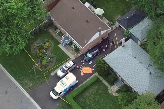 Killing in scarborough August 25, 2016
