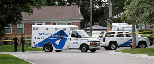 Toronto, Kanada - Mężczyzna zabił z kuszy 3 osoby