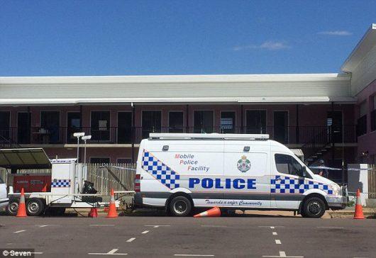 Townsville, Australia - Francuz zabił nożem w hostelu Brytyjkę i ranił inne osoby -3