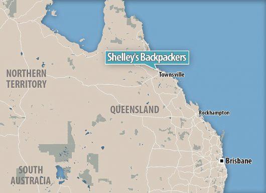 Townsville, Australia - Francuz zabił nożem w hostelu Brytyjkę i ranił inne osoby -4