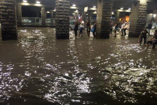 Turcja - Powódź błyskawiczna w Ankarze -5
