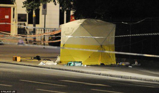 UK - W centrum Londynu Norweg somalijskiego pochodzenia zabił nożem kobietę -2