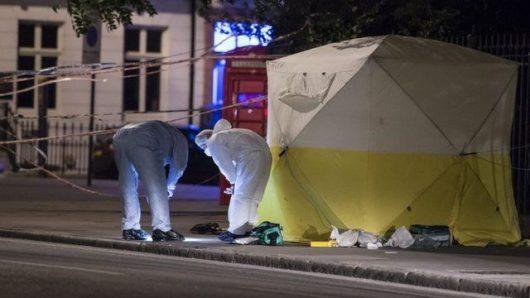 UK - W centrum Londynu Norweg somalijskiego pochodzenia zabił nożem kobietę -3