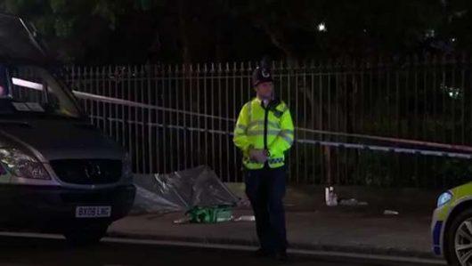 UK - W centrum Londynu Norweg somalijskiego pochodzenia zabił nożem kobietę -4