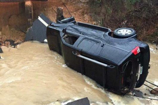 USA - Luizjana pod wodą -14
