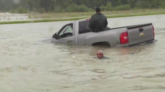 USA - Luizjana pod wodą -20