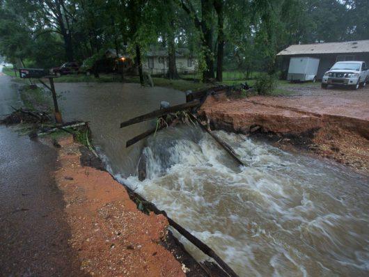 USA - Luizjana pod wodą -23
