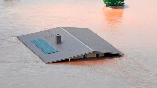 USA - Luizjana pod wodą -25