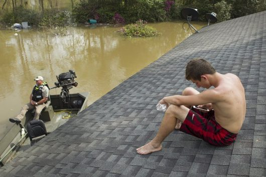 USA - Luizjana pod wodą -27