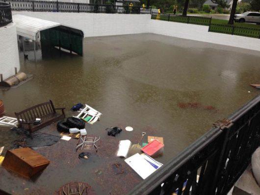 USA - Luizjana pod wodą -29