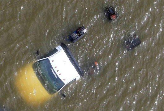 USA - Luizjana pod wodą -36