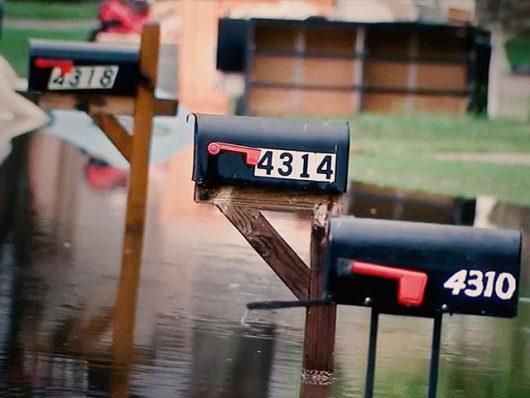 USA - Luizjana pod wodą -37