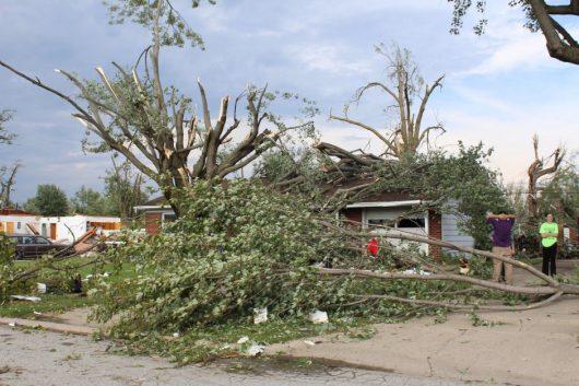 USA - Tornada zniszczyły ponad 50 domów w Kokomo w stanie Indiana -1