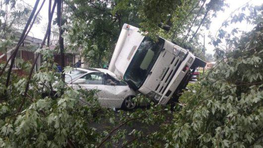 USA - Tornada zniszczyły ponad 50 domów w Kokomo w stanie Indiana -11