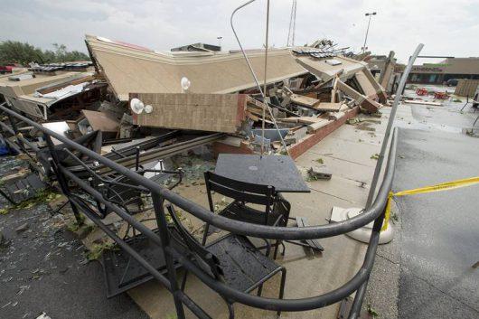 USA - Tornada zniszczyły ponad 50 domów w Kokomo w stanie Indiana -3