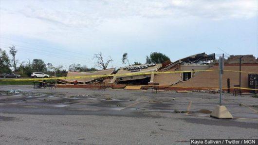USA - Tornada zniszczyły ponad 50 domów w Kokomo w stanie Indiana -5