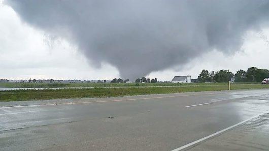 USA - Tornada zniszczyły ponad 50 domów w Kokomo w stanie Indiana -6