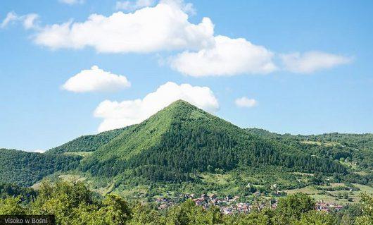 Visoko w Bośni