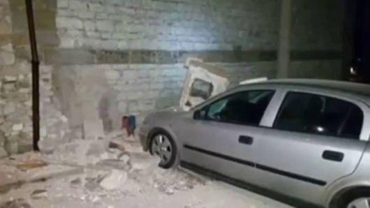 Włochy - Bardzo płytkie i silne trzęsienie ziemi, magnituda 6.2 -17