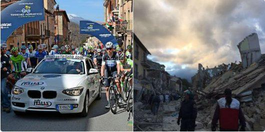 Włochy - Bardzo płytkie i silne trzęsienie ziemi, magnituda 6.2 -22