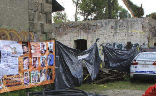 W Meksyku od lat znikają ludzie, odkryto setki ciał w masowych grobach 2