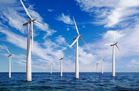 W Wielkiej Brytanii powstanie największa morska elektrownia wiatrowa