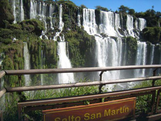 Wodospad Iguazú (Argentyna/Brazylia)