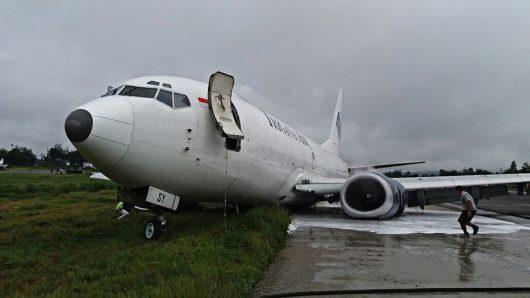 indonezja-samolot-transportowy-ladowal-awaryjnie-przewozil-na-pokladzie-14-ton-paliwa-2