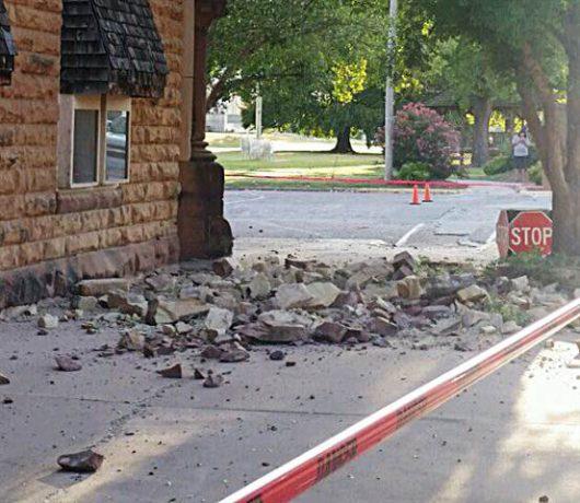 USA - W Oklahomie wystąpiło jedno z najsilniejszych trzęsień ziemi w historii -1