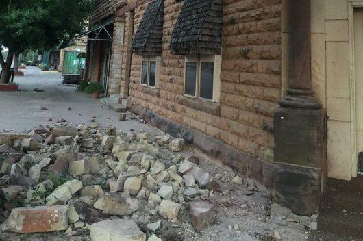 USA - W Oklahomie wystąpiło jedno z najsilniejszych trzęsień ziemi w historii -2