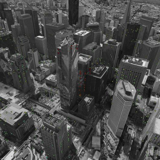 Badacze odkryli, że wieżowiec w San Francisco się zapada