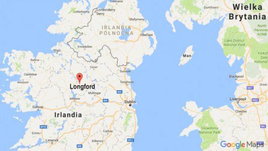 Polak zginął w Longford