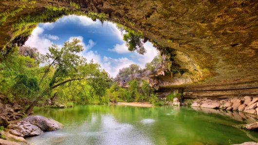 Niezwykłe miejsca, czysta woda i piękne krajobrazy [Galeria]