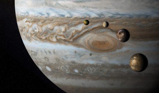 Odkryto 12 kolejnych księżyców Jowisza