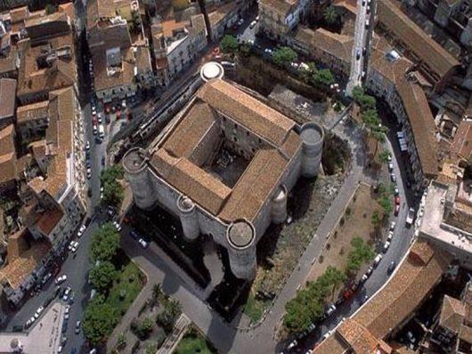 Castello Ursino dziś.