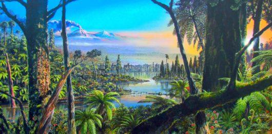 Antarktyda – 90 mln lat temu w okolicach bieguna południowego były lasy deszczowe