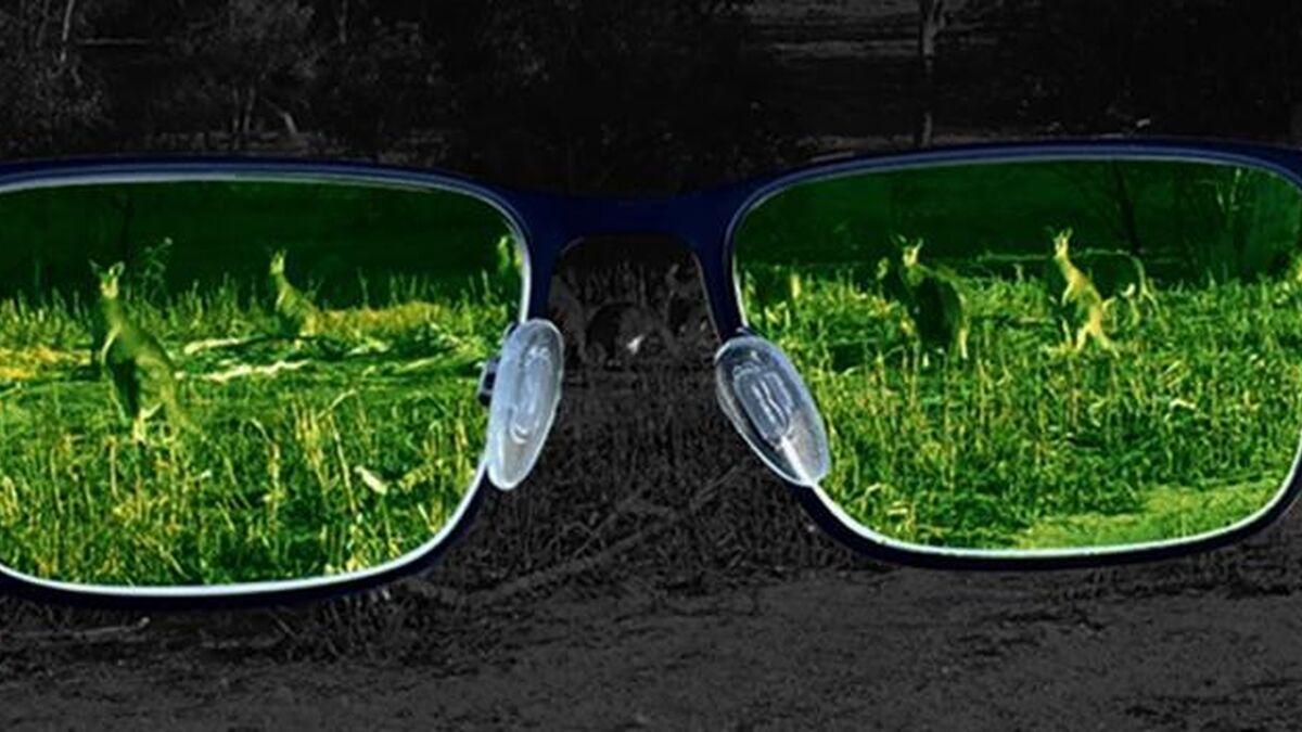 Opracowano przezroczystą, ultracienką powłokę opartą na nanokryształach zmieniających długość fali światła podczerwonego na widzialne, czyli noktowizor w zwykłych okularach bez użycia prądu