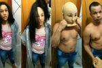 Brazylia - Chciał uciec z więzienia, więc przebrał się za swoją córkę