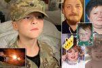 Goodfield, USA - 9-letniemu dziecku postawiono zarzuty zabójstwa pięciu osób i celowego wzniecenia pożaru
