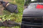 Aguililla, Meksyk - W pułapce zastawionej przez kartel narkotykowy zginęło 13 policjantów