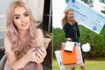 UK - W wieku 17 lat wygrała w loterii milion funtów, teraz w wieku 23 lat jest samotna i chce płacić mężczyznom pensję za randki